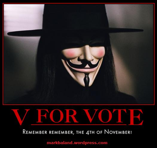 V for Vote